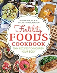 A complete dietary program for women seeking healthy pregnancy. Created by RDN certified experts, Fertility Foods provides you with powerful nutritional benefits and more than 100 recipes.Struggling with infertility can be one of the most frustrating...