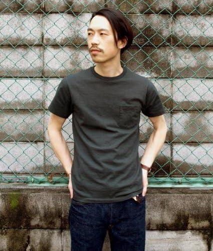 CREW NECK POCKET TEE クルーネックポケットTシャツ