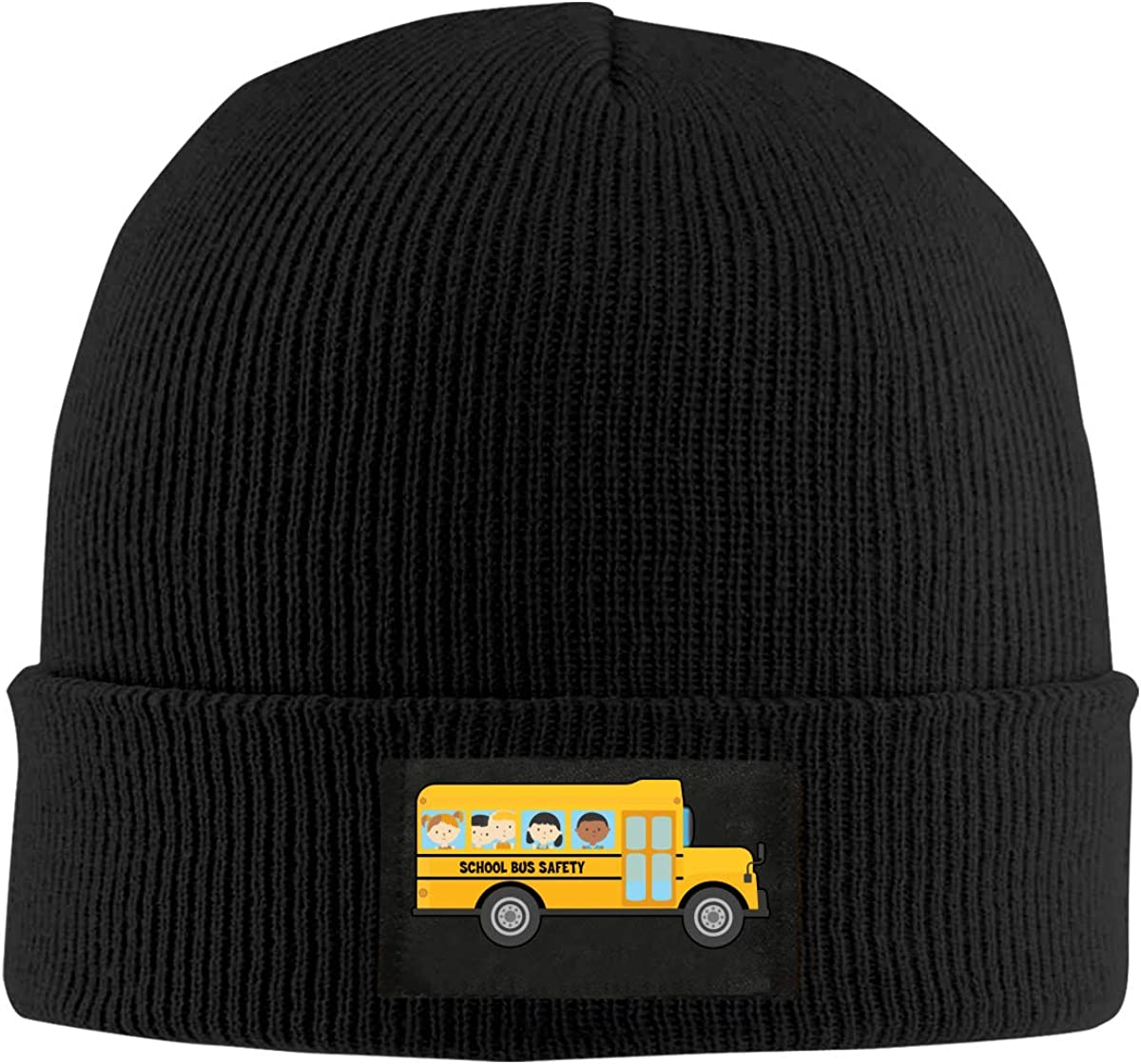 School Bus Drivers Needed Unisex Knitted Hat Soft Snowboarding Hat