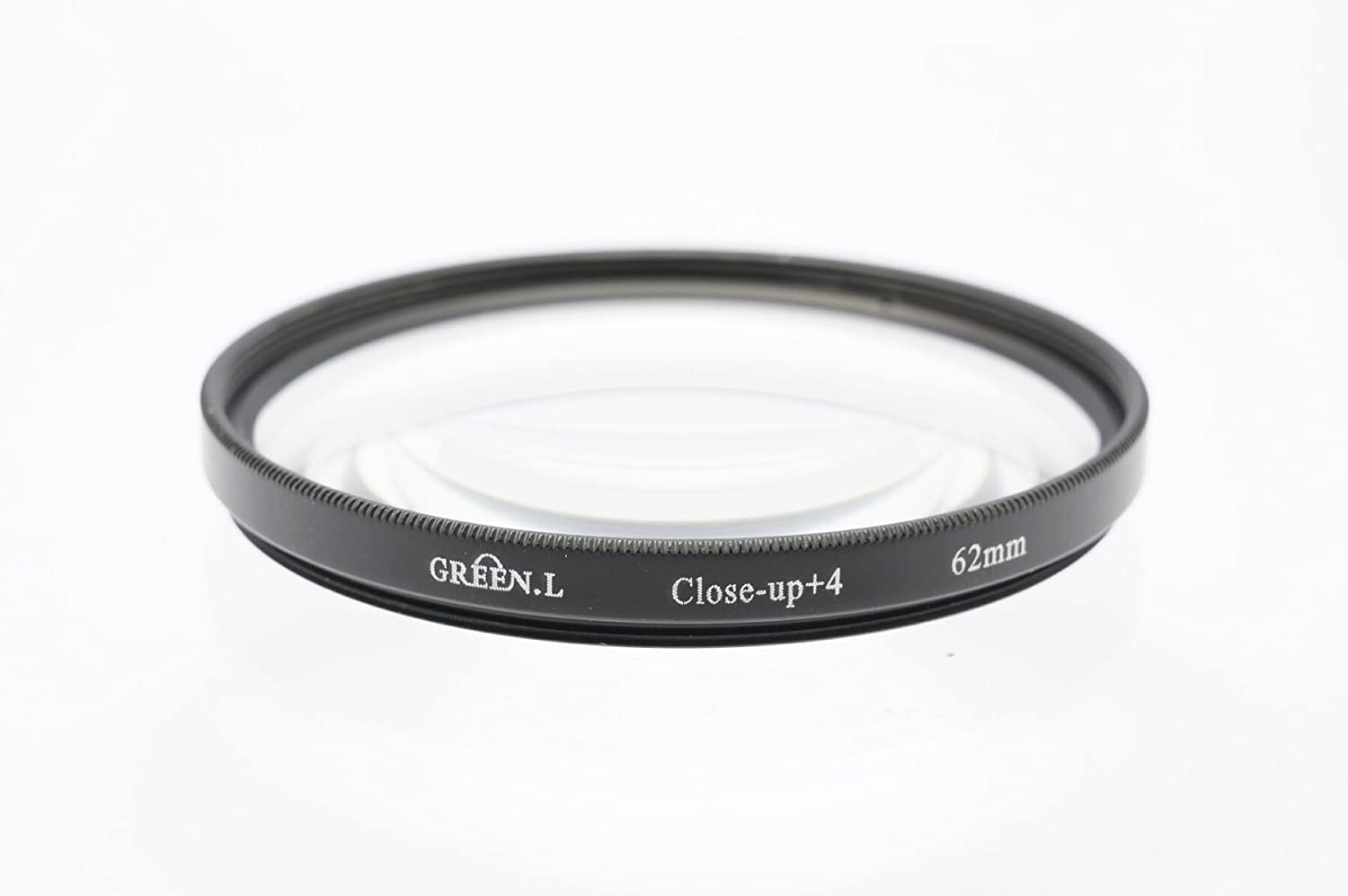 4 Close up Lens//Filter for Fujifilm GF 63mm F2.8 R WR Gadget Career 62mm Diopter