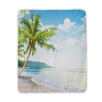 Ahomy Manta Manta, Palmera árbol Playa Playa Playa Sunshine ...