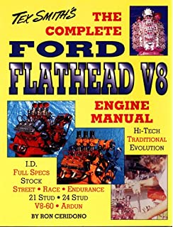 1942 1948 ford mercury car truck service shop repair manual the complete ford flathead v8 engine manual