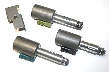 Wellington partes Corp transmisión lineal solenoide Kit de actualización AW 55 - 50SN 55 - 51sn AF33 Rostra nuevo: Amazon.es: Coche y moto