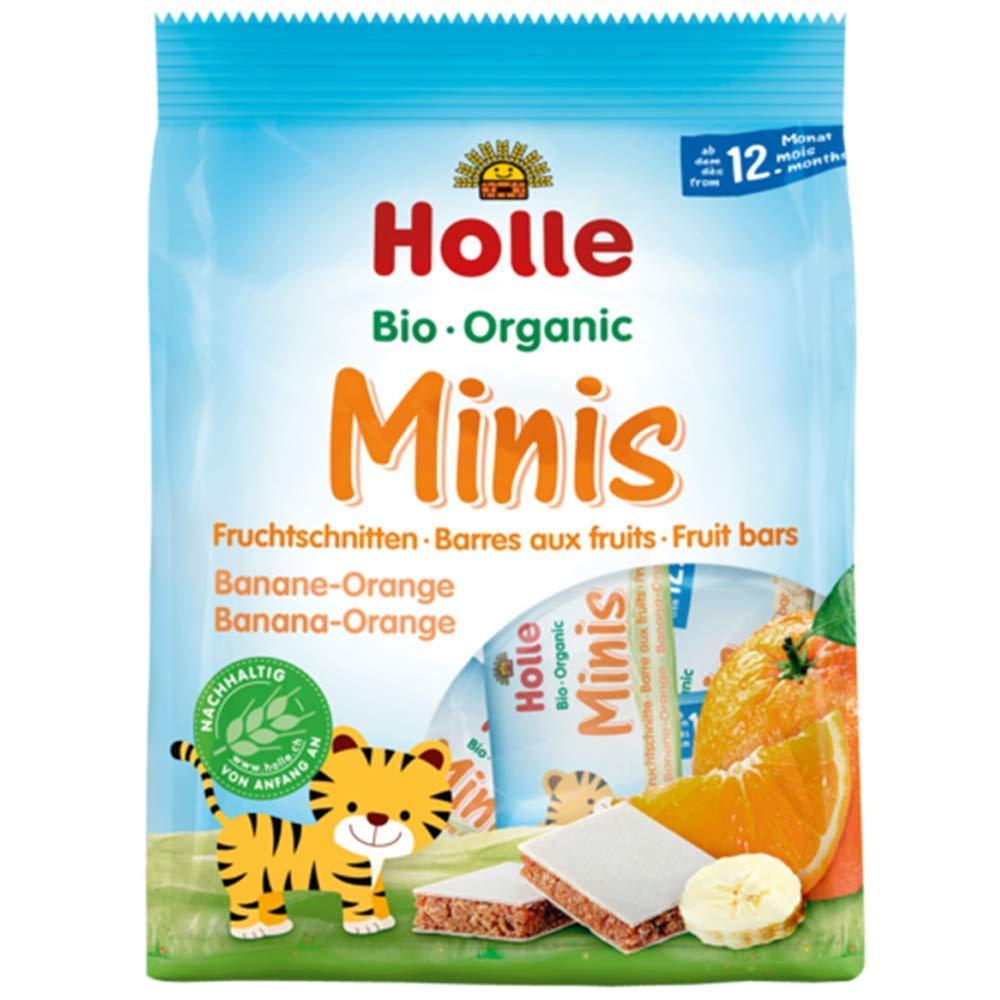 Holle Bio Minis Banana Orange 12m + 100g