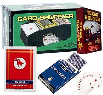 Barajar de juegos mezclador automático Poker Blackjack ...