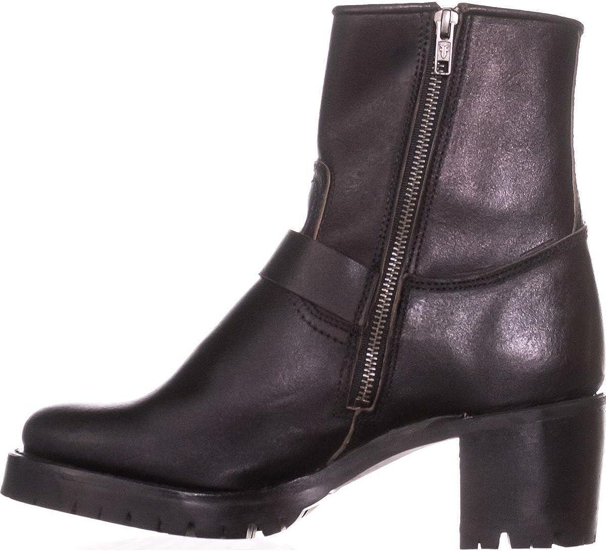 Frye Womens Sabrina Moto Engineer Boot