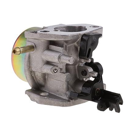 Piezas de Repuesto de Carburador Huayi 208cc: Amazon.es: Coche y moto