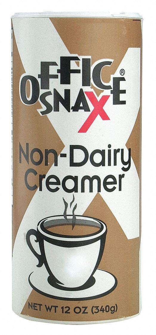 Office Snax OFX00020G - Non Dairy Creamer Canister 12 oz PK24