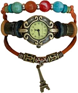 Miss Sixty Casual Watch For Women Analog Leather - watch001