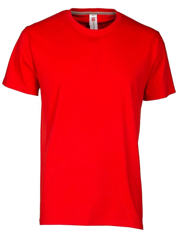 CHEMAGLIETTE! Pacchetto 5 T-Shirt Uomo Magliette da Lavoro Cotone ... 7fe474c1fa66