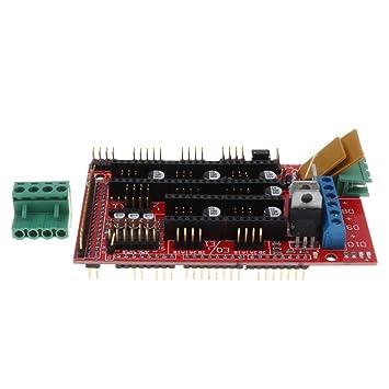 Shiwaki Tablero De Expansión del Panel del Controlador I2C Y SPI ...