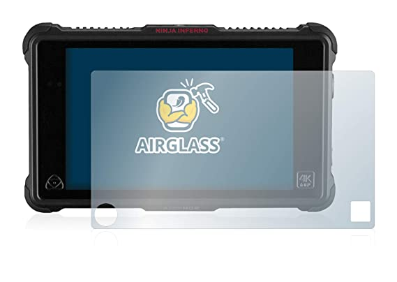 brotect Protector Pantalla Cristal Compatible con Atomos ...