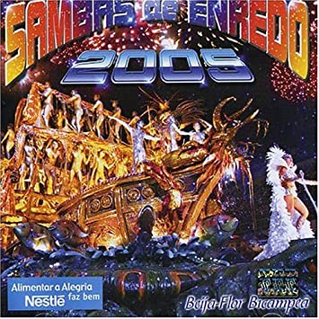 samba de enredo 2005