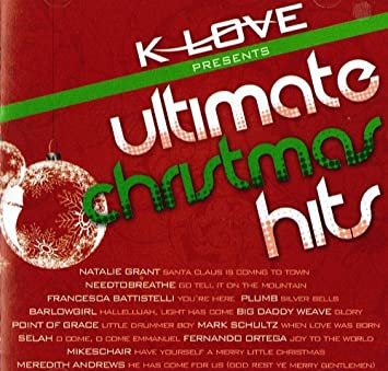 Klove Christmas.Various Artists K Love Presents Ultimate Christmas