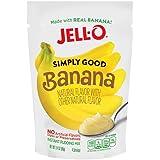 Jell-O Simply Good Banana Instant Pudding Mix 3.4 Ounce Bag