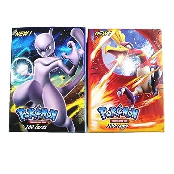 Dorara 200 Tarjetas (189GX + 11TRAINER) Pokemon GX Trainer ...