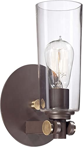 Quoizel UPEV8701WT Uptown East Village Wall Sconce