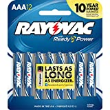 Rayovac 824-12C Maximum AAA Alkaline - 12 Pack