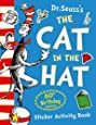 Dr. Seuss - The Cat In The Hat 60th Birthday Sticker Activity Book