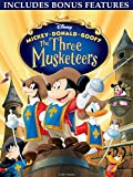 Mickey, Donald, Goofy: The Three Musketeers (Plus Bonus Content)
