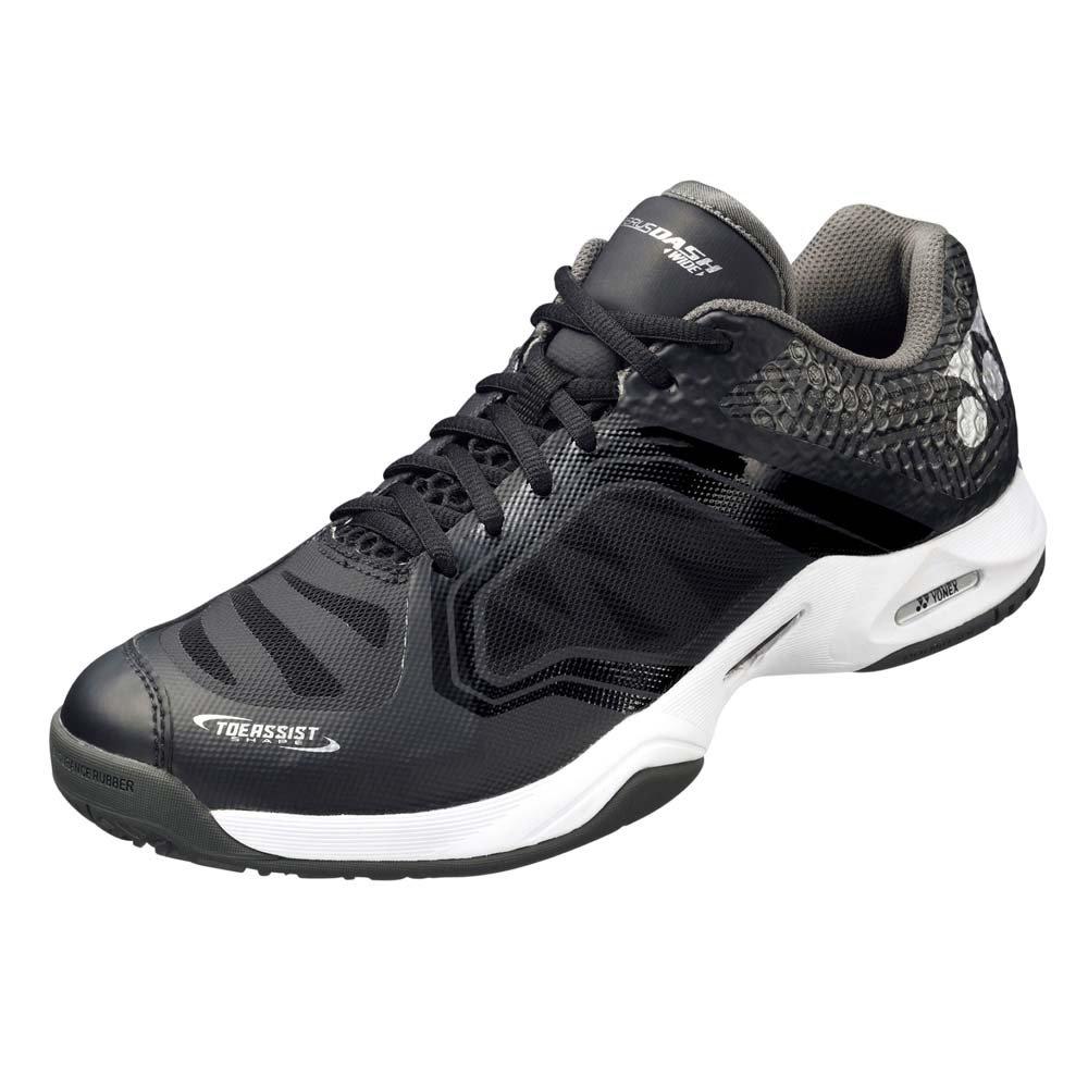 [ヨネックス] テニスシューズ POWER CUSHION AERUSDASH W AC SHTADWA B0749MFQF7 25.5 007ブラック