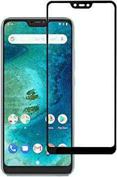 UOJGOH Cristal Templado Xiaomi Mi A2 Lite,[2 Pack] [Pantalla ...