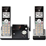 At&t CL82215 DECT 6.0 2-Handset Cordless Phone Answering System with Caller ID / Call Waiting