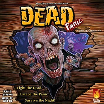 Fireside Games Dead Panic Board Game