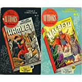 Hamlet and MacBeth by Willam Shakespear.  Adapted from the Original Text for easy and enjoyable reading. Golden Age Famous Stories by Famous Authors Illustrated.