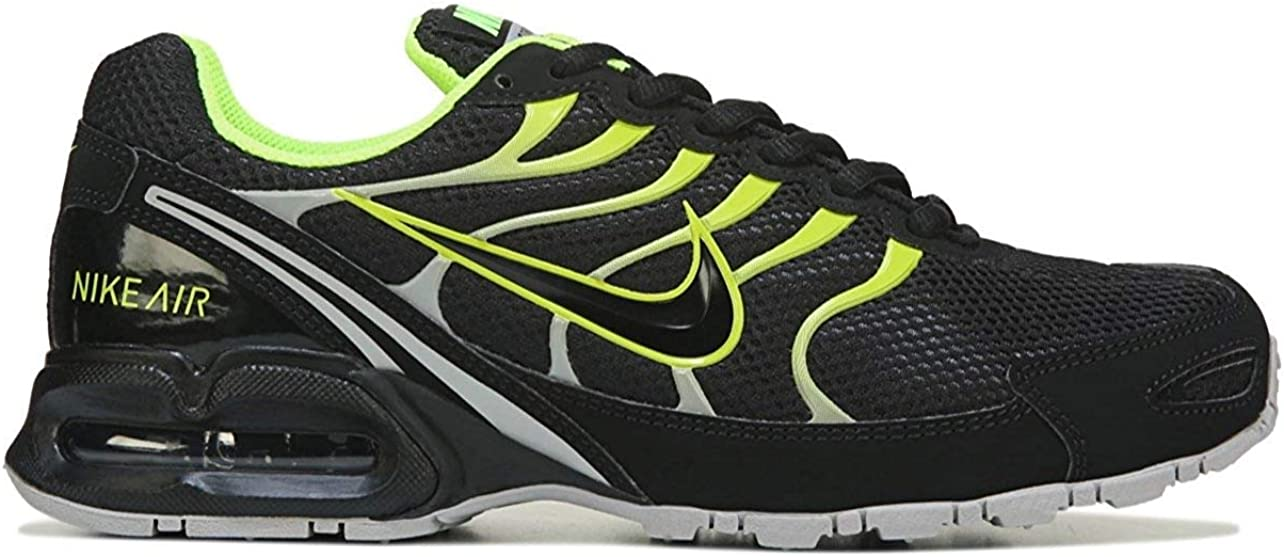 lowest price look good shoes sale new list Amazon.com | Nike Men's Air Max Torch 4 Running Shoe Black/Volt ...