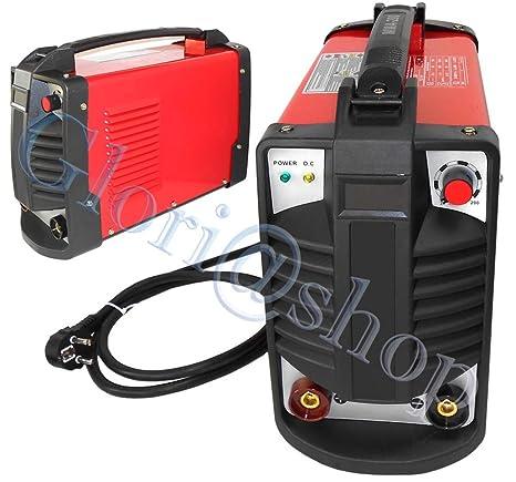 Oxfo - Soldador Inverter de electrodos, 200Amp, con accesorios