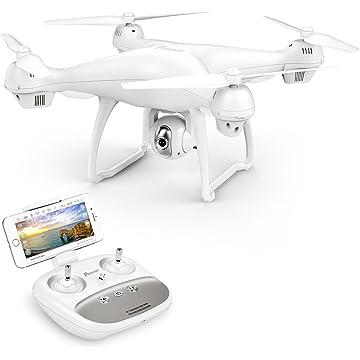 Potensic Dual GPS FPV RC Drone