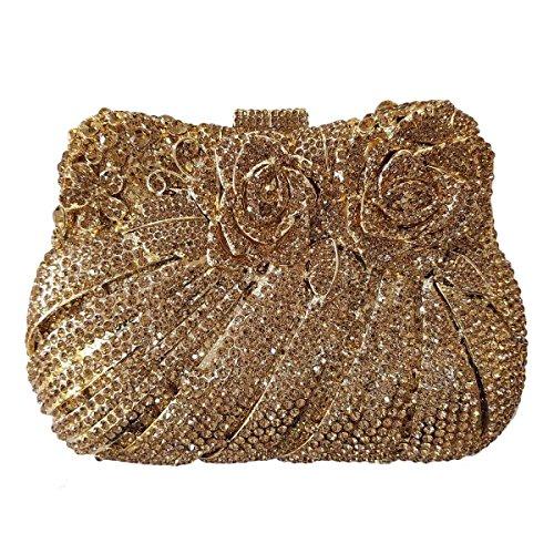 Sac Haut Gamme Paquet Pour Banquet Soirée Femmes Deepgold Duyangang Luxe De Diamant xat4wn0