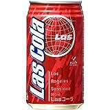 神戸居留地 LAS コーラ 缶 350ml ×24本 [ 人工甘味料 合成着色料 不使用 国産 炭酸飲料 ]