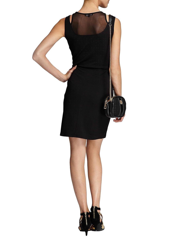 Womens 152-RDETI.N Cut-Out Plain Sleeveless Dress Morgan zjSubYkVq