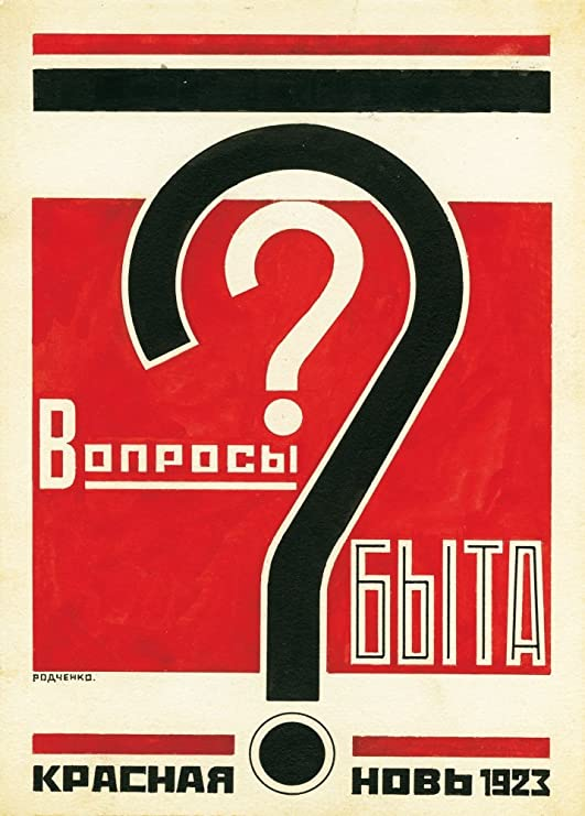 ALEXANDER RODCHENKO samfme ruso URSS constructivismo la vida ...
