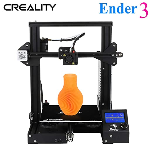 Amazon.com: Creality Ender 3 3D Printer Economic Ender DIY ...