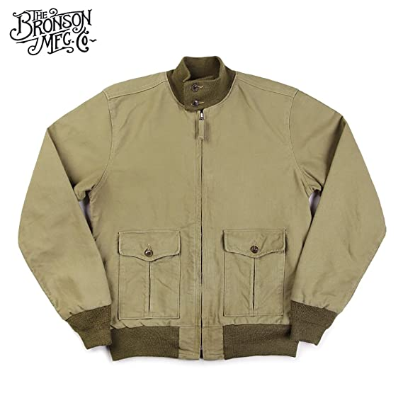 af65727a8cc 1940s Men s Work Clothes   Uniforms Mens USN 37J1 Flight Jacket Bronson  Reproduce  139.99 AT vintagedancer