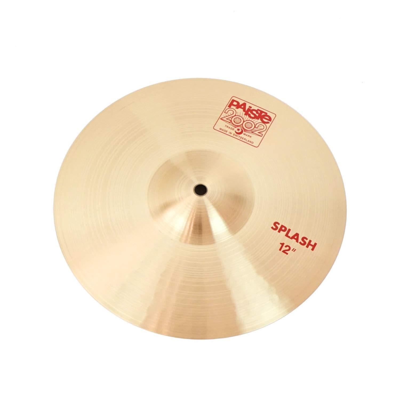 Paiste 2002 Classic Cymbal Splash 12-inch by Paiste