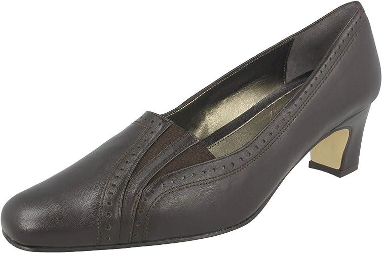 Van Dal Ladies Extra Wide Shoes Winona