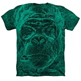 King Kong Skull Island - Landsat Heather Premium Tee T-Shirt