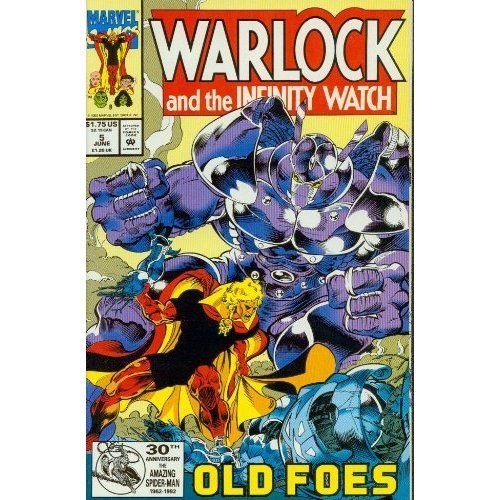 Download Warlock and the Infinity Watch #5 pdf epub