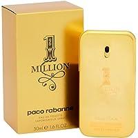 Paco Rabanne 1 Million Eau de Toilette, Uomo, 50 ml