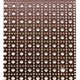 M-D Building Products 57015 3-Feet by 3-Feet Venetian Bronze Lincane Aluminum Sheet