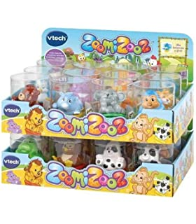 VTech- Set de 6 Zoomizooz Selva, Color (3480-439822): Amazon.es ...