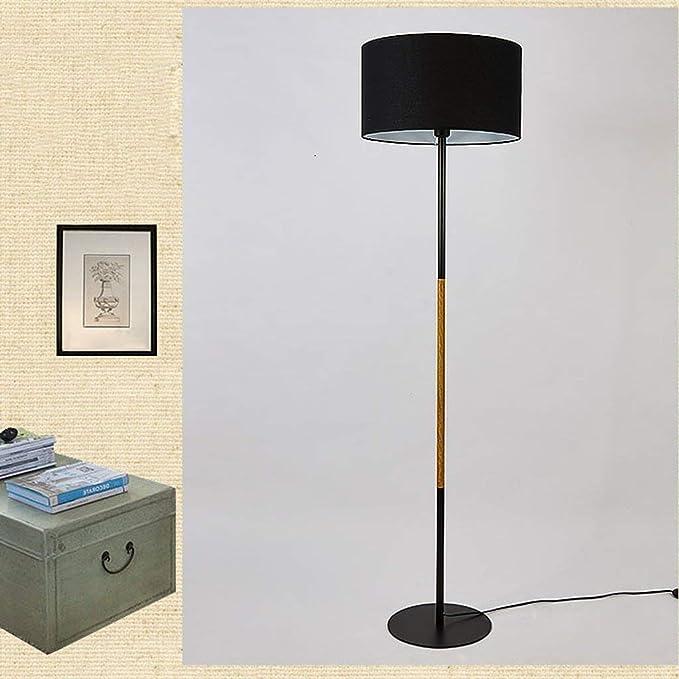 Amazon.com: SED Lámpara de pie LED para dormitorio moderno y ...
