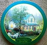 "Thomas Kinkade Painter of Light ""The Village Inn"" 750pc. Round Puzzle offers"