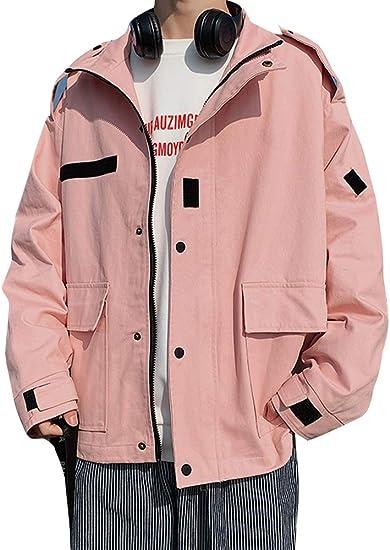 (ネルロッソ) NERLosso ブルゾン メンズ ジャンパー スタジャン 大きいサイズ ミリタリージャケット 正規品 cmx24523