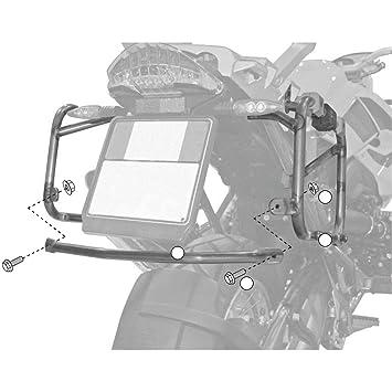 Amazon.com: Givi pl684cam Saddlebag Holder para Trekker ...