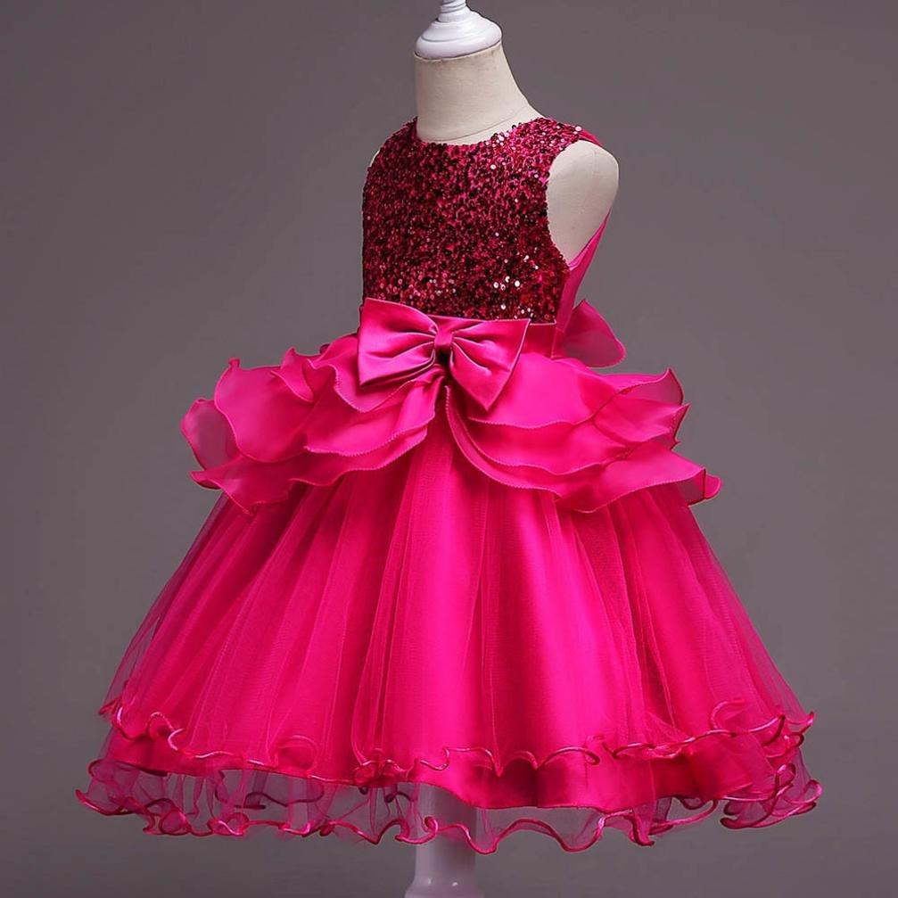 Jarsh - Vestido de Jarsh princesa de de 19905 5 colores para bebés y ...